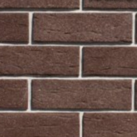 Плитка клинкерная фасадная, 240x71x10мм, Коричневый