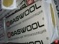 Baswool Вент Фасад 80