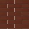 Плитка клинкерная фасадная, 240x71x10мм, Бордо, гладкий