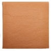 Плитка клинкерная для пола, 250х250х14мм, Терракот, Скала