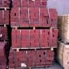 Кирпич клинкерный кислотоупорный 230x113x65мм, Бордо,Гладкий (КЛАСС А)